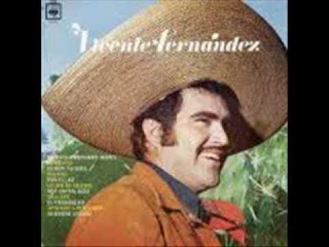 Vicente Fernandez - Me Canse De Rogarle