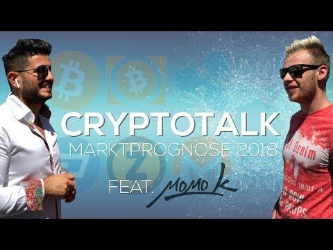 Cryptotalk NEWS 2018?! Markt Prognose 2018 & Trading Tipps mit #MomoK! Litecoin, Lisk wallet...