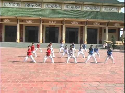 Dong mau lac hong - Taekwondo