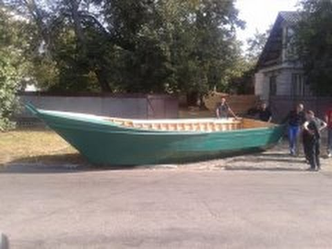 Строим лодки.. баркасы..