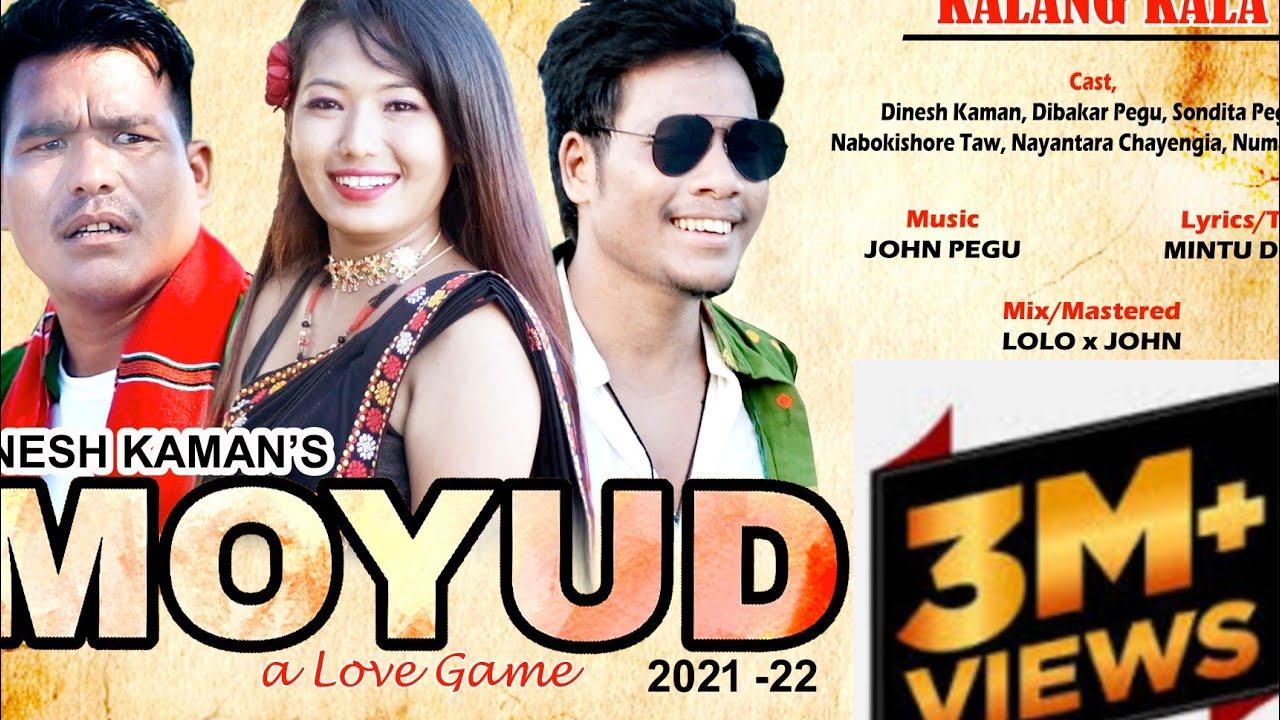 Moyud full film || Mintu Doley || John X Lolo || Dibakar Pegu || Nabakishor Taw  || Official Video