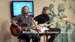 """Matthew & Gunnar Nelson perform """"Travelin' Man"""""""