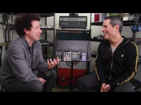 PedalsAndEffects interview with Bassist/Producer Justin Meldal-Johnsen