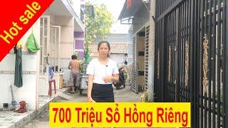 🔴✅Bán Nhà Bình Chánh - 700 Triệu DT:4X14m  Khu Đô Thị Tân Kim - Sổ Hồng Riêng