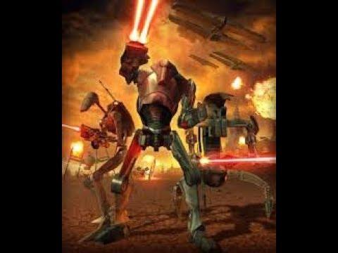 dcd28f4f61c Star Wars  CIS Battle Droids (Remake) - YouTube