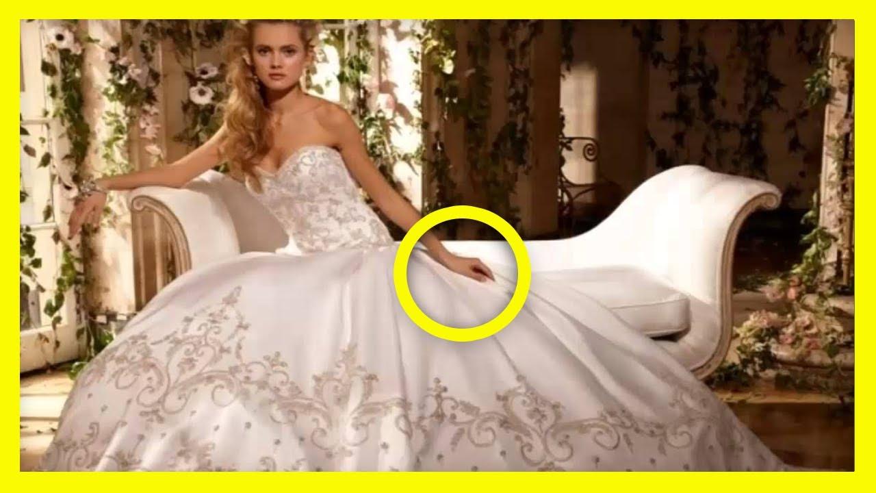 Que significa sonar a vestida de novia