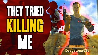 Playing Fallout New Vegas Multiplayer - Fallout Online?