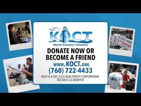 KOCT Donation