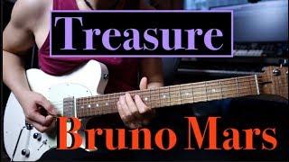 Bruno Mars Treasure Guitar cover version by Vinai T.mp3