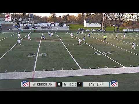 Western Christian Boys vs East Linn Christian Academy Soccer
