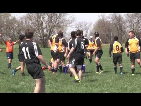 CBC Rugby vs Jefferson City April 8, 2017