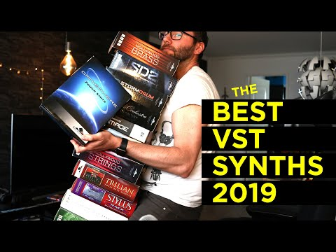 Best Vst Synths 2020 The Best VST Synths 2019   YouTube