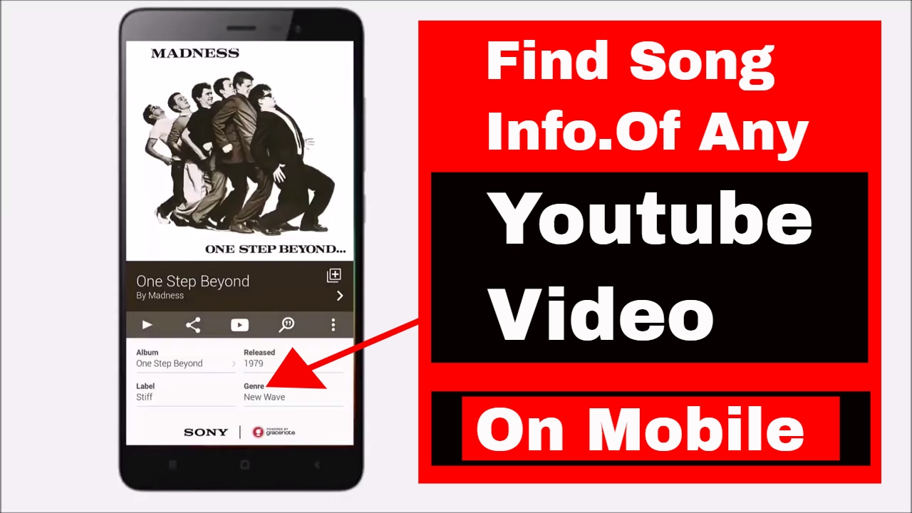 Find Song From Youtube Video Identify Song Info Right From Your Mobile Youtube