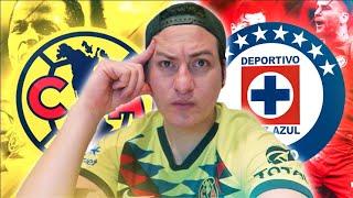 ¡GOLEADA VERGONZOSA! America 1-4 Cruz Azul Copa GNP