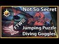 Guild Wars 2 - Not So Secret Jumping Puzzle and Diving Goggles! (Daredevil FTW!!)