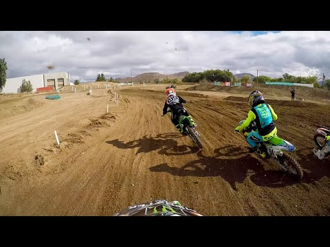 2017 Mini Major | Talon Hawkins GoPro | TransWorld Motocross