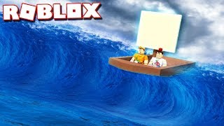 THIS WAVE is GIANT-Roblox