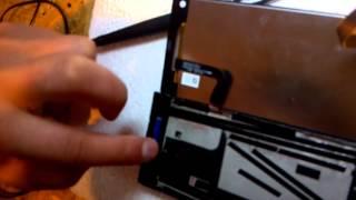 19. Замена дисплея и сенсора на HTC Windows Phone 8X C620e
