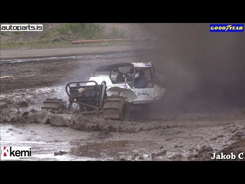 MUD RACING ICELAND, Akureyri 2017