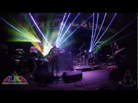 Conspirator 'Retrograde' Official AURA Music & Arts Festival 2013 [HQ/HD]