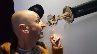 Un micro qui capte les sons sur 360° !