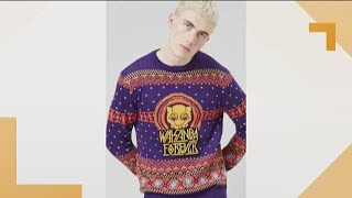 Backlash over Forever 21 model wearing a Black Panther themed sweater