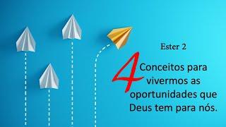 Culto ao Vivo - 21/02/2021 | 4 Conceitos para vivermos as oportunidades que Deus tem para nós.