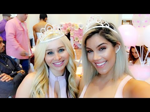 Seeing Rocky after BGC 13 Reunion at Natalie's Baby Shower - Sarah SO Oliver