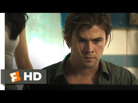 Blackhat (2014) - You're Having a Bad Day Scene (8/10) | Movieclips