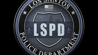 Интерьер LSPD