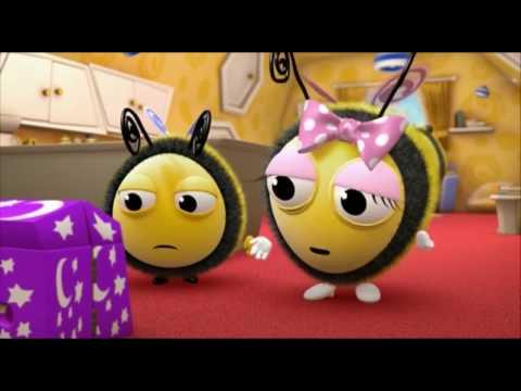 """Пчелиные Истории 4. Мультики для детей. """"Базз - волшебник"""""""