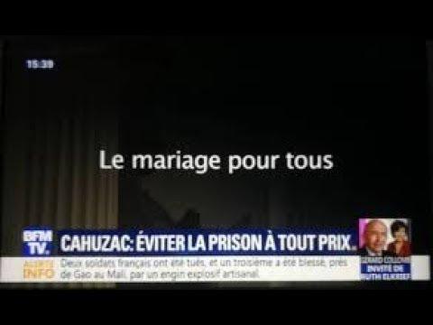 BFM TV DIFFFUSE DES MESSAGES SUBLIMINAUX POUR PERVERTIR LA POPULATION ?!?! PREUVES ET DEBAT