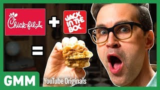 Download Ultimate Fast Food Combination Taste Test Mp3 and Videos