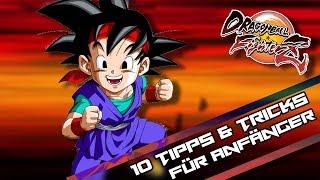 10 Tipps und Tricks für Anfänger in Dragon Ball FighterZ