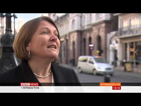 BBC News | Royal Courts Of Justice | Extinction Rebellion