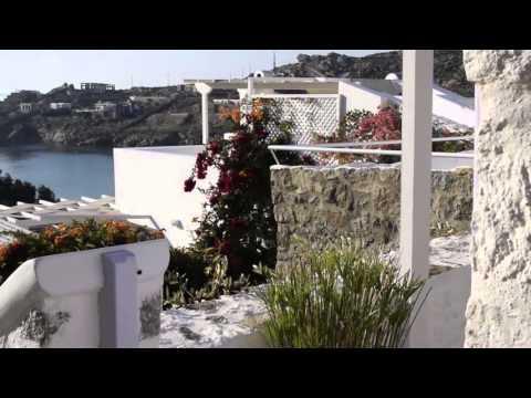 Super Rockies luxury Beachfront Villas in Mykonos