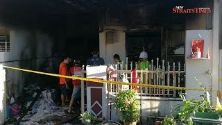 Two women, two children killed in George Town house fire