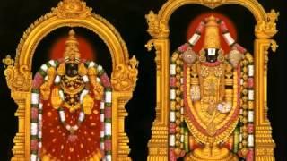 Vachenu alamelumanga by annamayya and song sung by balakrishna prasad-ttd