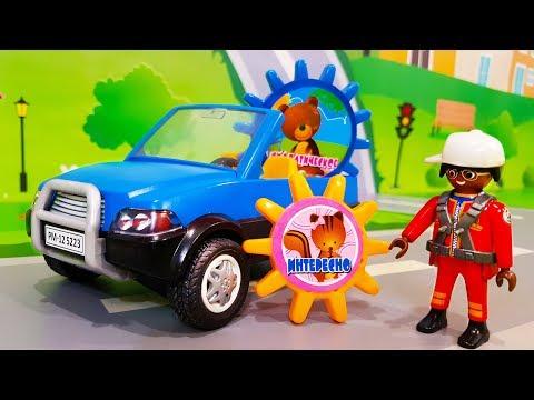Видео: Мультики про машинки. Новая цветная игрушка в мультике  Аттракцион. Видео для детей Мультфильмы