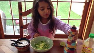Madison's Shredded Brussels Sprout Salad Recipe