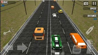 Drive in Car on Highway - Car Racing games - Android Gameplay FHD #4