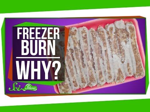 Why Is Freezer Burn Ruining My Food?