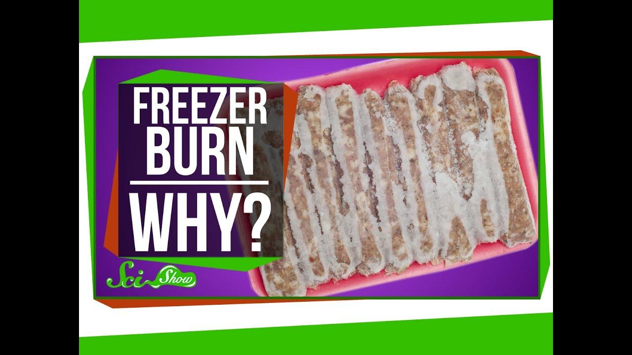 Why Is Freezer Burn Ruining My Food? - YouTube