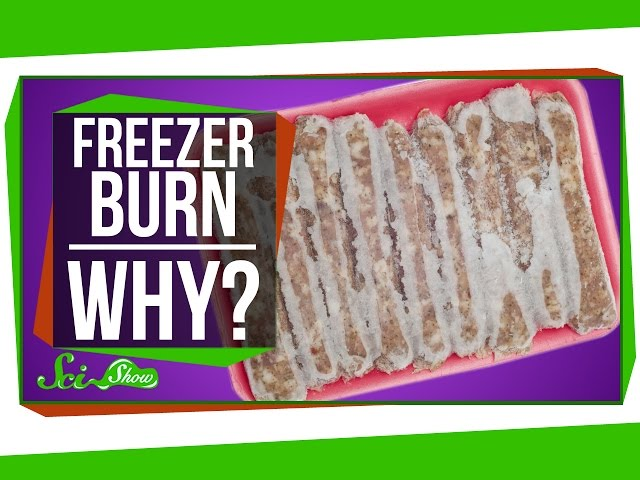 Why Is Freezer Burn Ruining My Food?