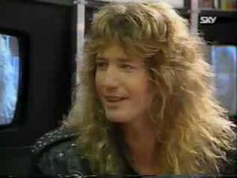 1987 Interview with David Coverdale