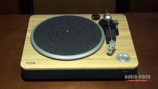 Product Review   HOUSE OF MARLEY Stir It Up Turntable
