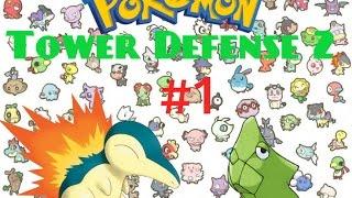 Un cindaquil debil y primera evolucion-pokemon tower defense 2 # 1