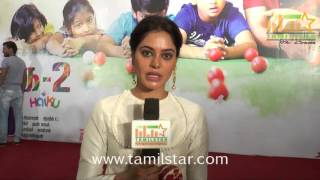 Bindu Madhavi At Pasanga 2 Movie Press Meet