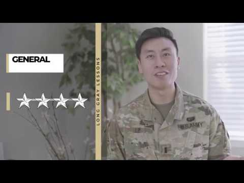 Explaining US Army Rank In Less Than 60 Seconds - Week 1/6