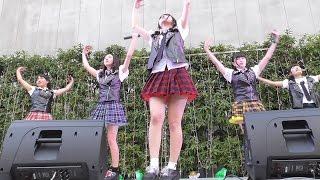 KissBee 3ndシングル 16/2/25 道頓堀角座前広場.